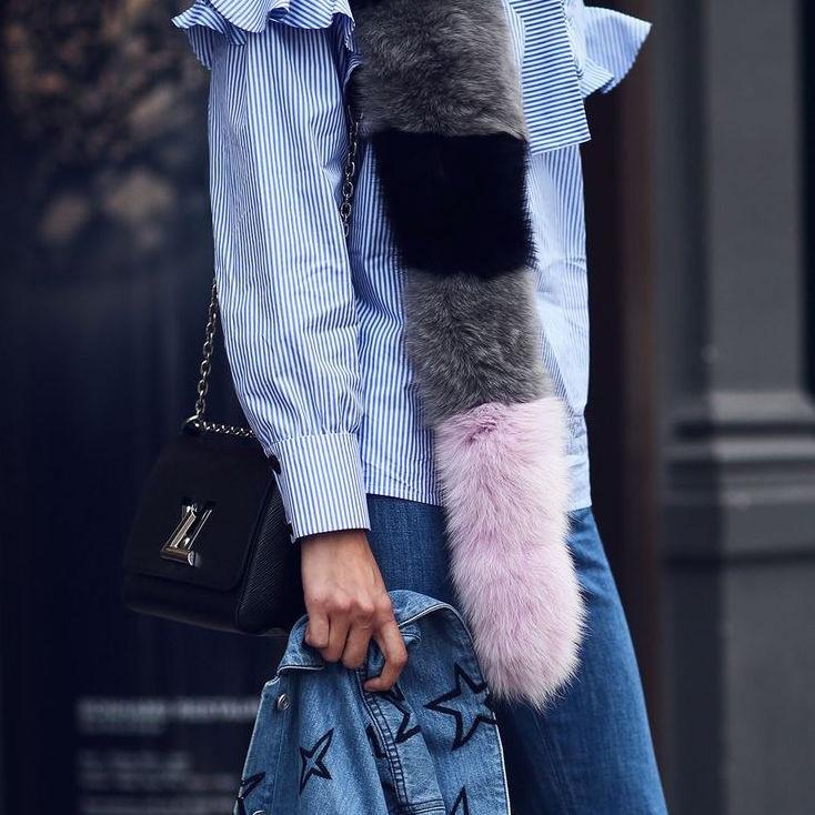 Trend: Fur accessories