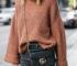 3 sposoby jak nosić swetry oversize