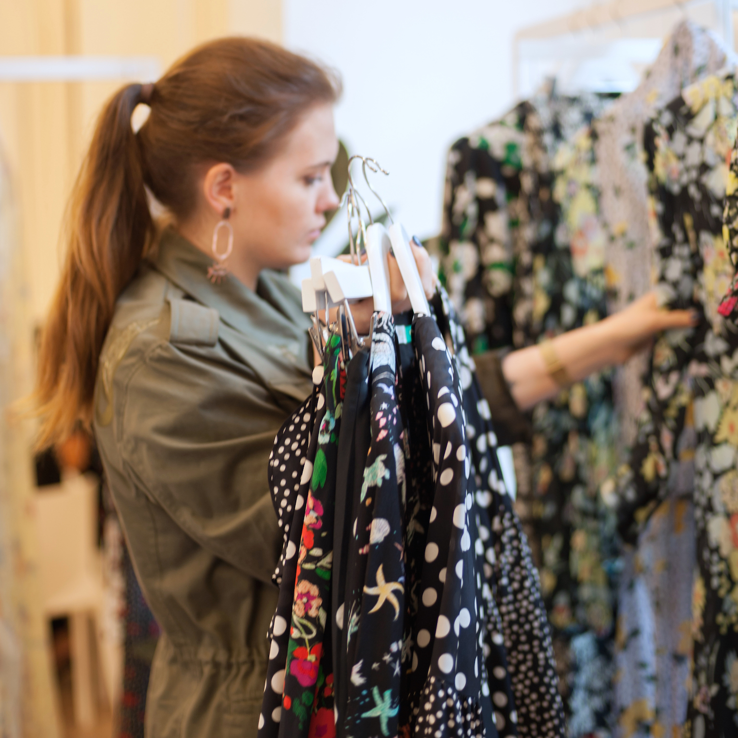 A Day In The Life Of A Fashion Buyer Lui Store