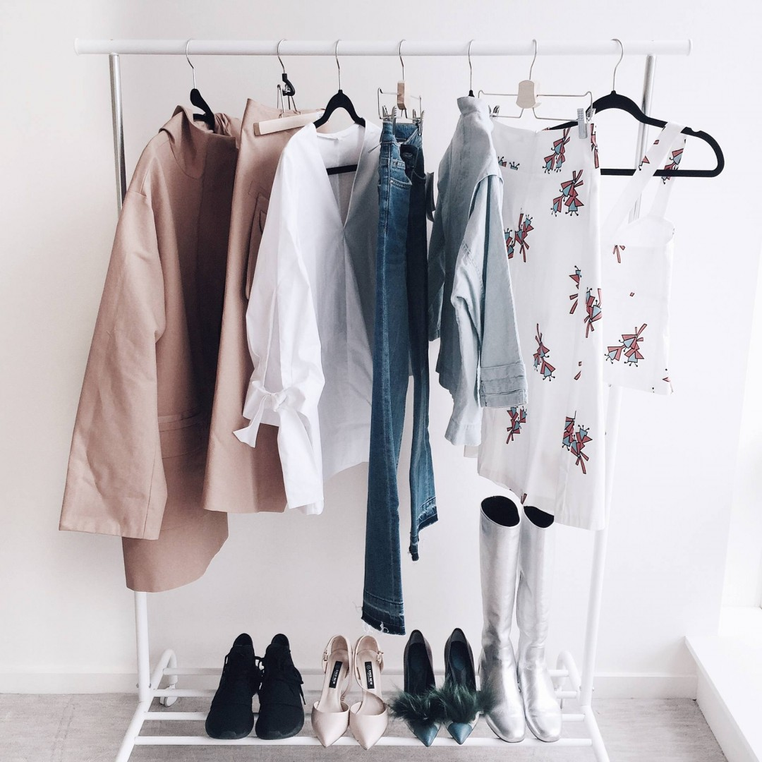How to clean your closet for the New Year?