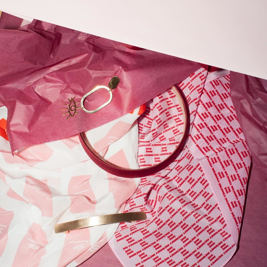 Pink And Gold This Season S Most Beautiful Colour Combo Lui Store