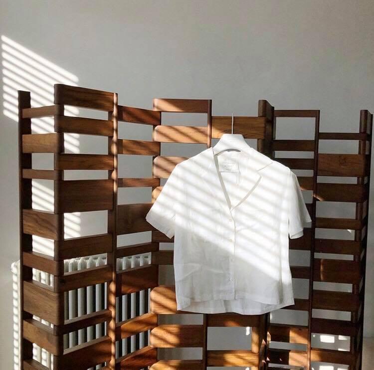 Biała bluzka idealna na lato!